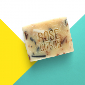 RoseCitron - Le funky - savon hydratant