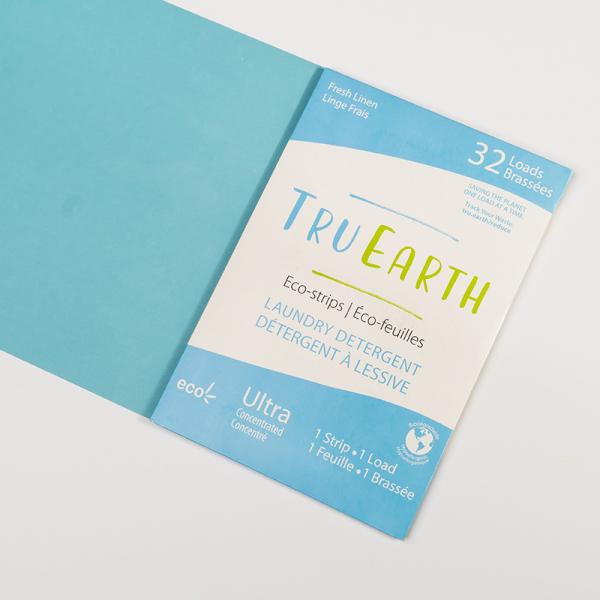 eco-strip packaging