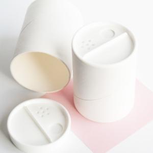 DIY Contenant en carton pour poudres